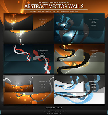 Abstract Vector - Wallpapers - personalizacion