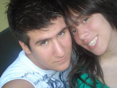 yo y mi amiga mari :D