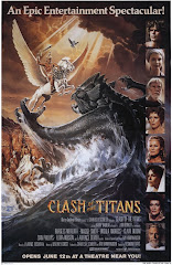 "Poster viejo: ""Furia de Titanes"" (Clash of the Titans, 1981)"