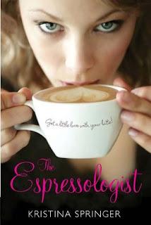 The Espressologist by Kristina Springer