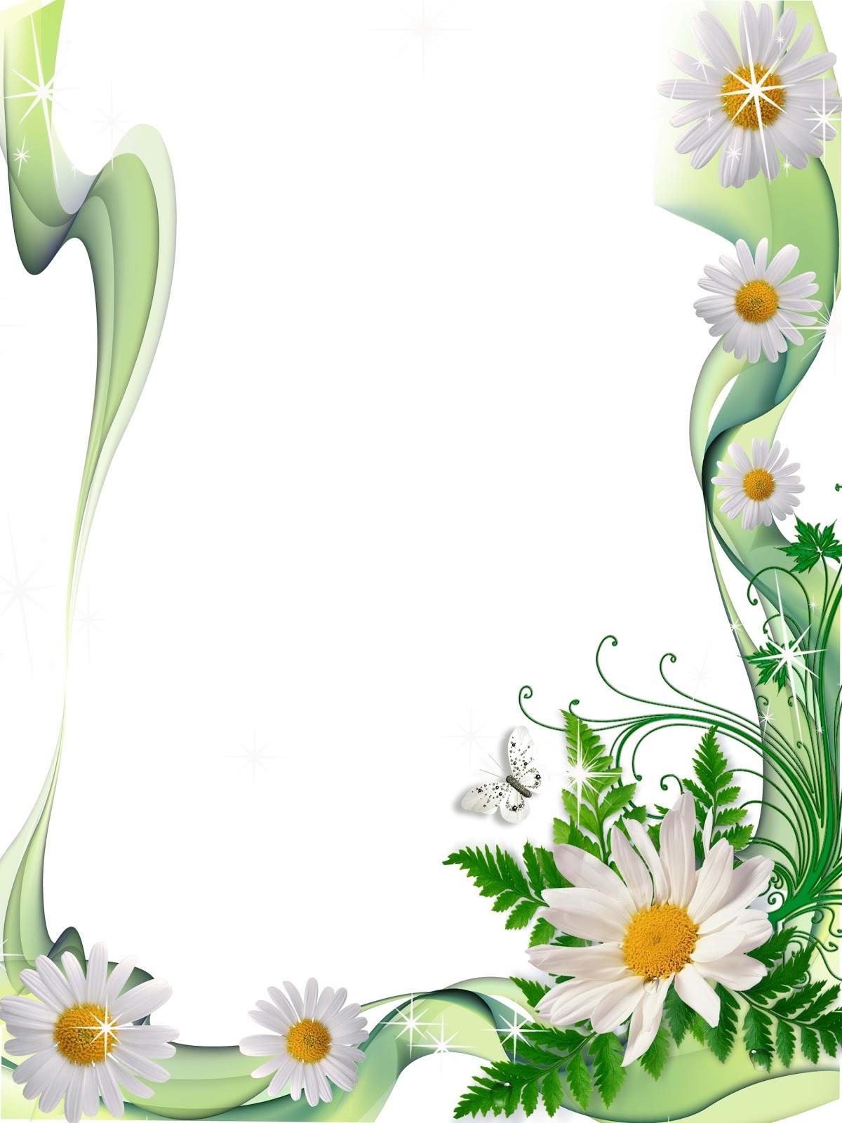 Marcadores  Downloads   Flor   Molduras