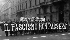 Il FASCISMO NON PASSERA'