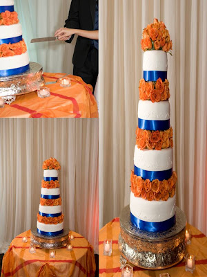 ORANGE AND BLUE What do you think Venue Hilton Photographer JS Photo