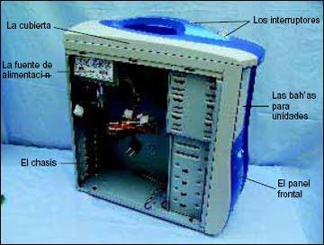 cajas ordenadores: