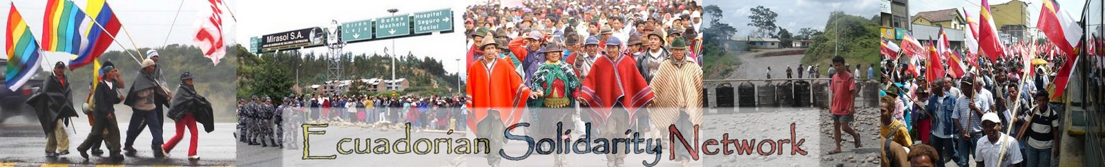 Ecuador Solidarity Network