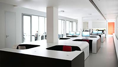 Modern Interior Design,Modern Office Design of Syzygy Hamburg