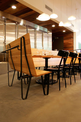 Cantigo Restaurant Design