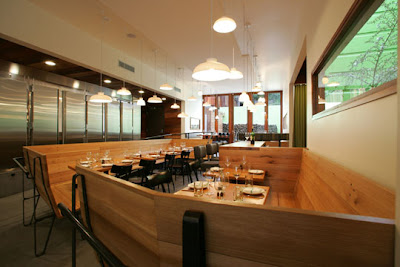 Interior Design Of Cantigo Restaurant
