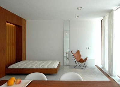 Minimalist Interior Home