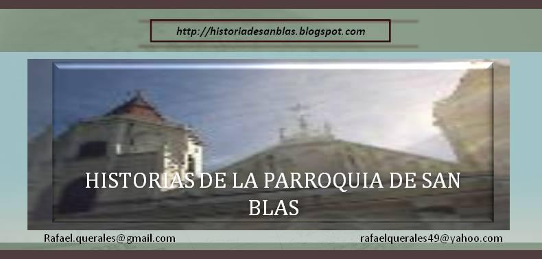 LA HISTORIA_PARROQUIA DE SAN BLAS