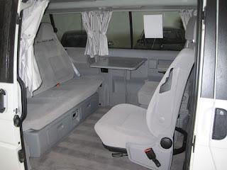Seattle Volkswagen Eurovan Interior