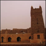 Chinguetti Mosque, Mauritania, West Africa