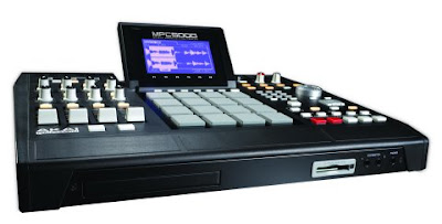 mpc5000 music production center
