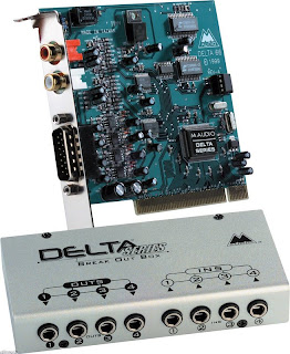 M-Audio Delta 66 break out box