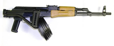 Romanian AK-47 Assault Rifles