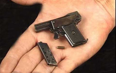 miniature pinfire world's smallest gun for sale