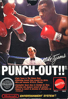 mike tyson knock out video game