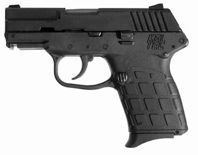 Kel-Tec PF-9 hand gun pistol