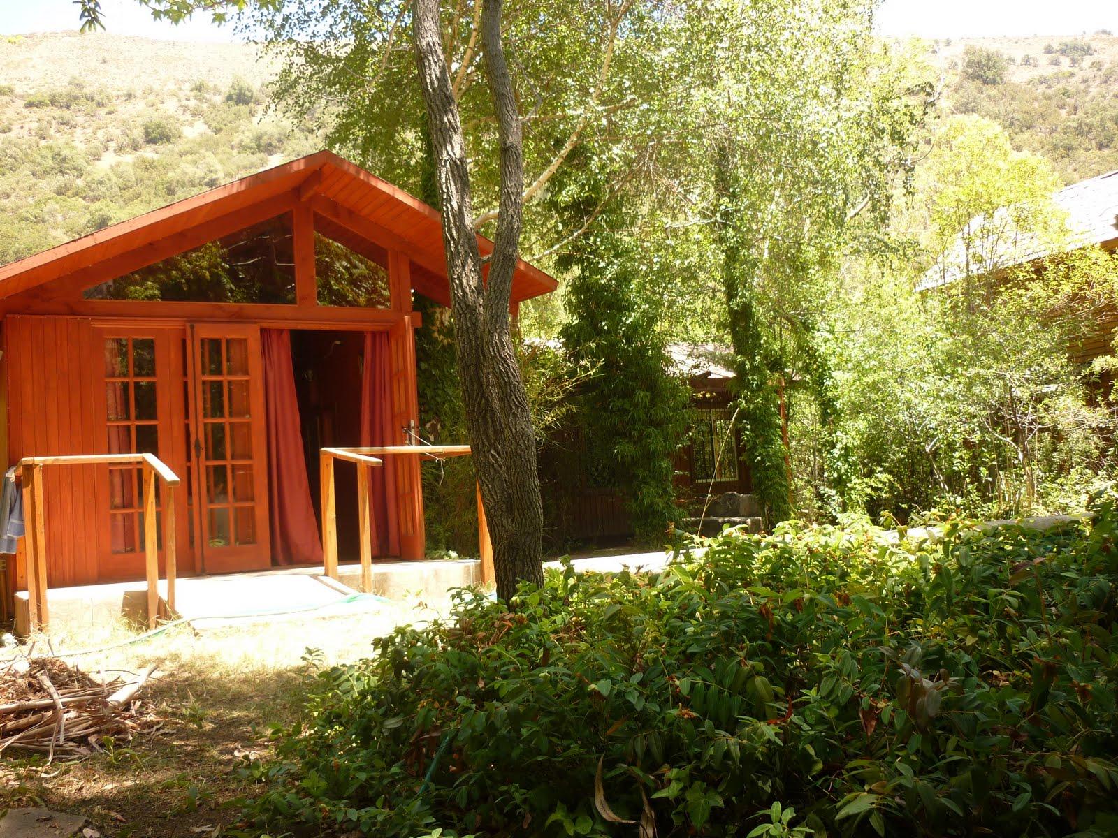 Turismo ufo arriendo de casa en el ingenio caj n del - Casas en ingenio ...
