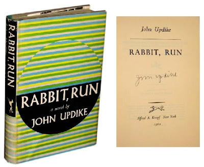 rabbit run essay questions Rabbit, run is the book that established john updike as one of the major american novelists of his—or any other—generation its hero is harry rabbit angstrom, a onetime high-school basketball star who on an impulse deserts his wife and son.