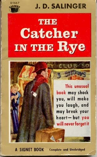 """Sequel to Catcher in the Rye"