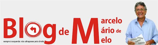 BLOG DE MARCELO MÁRIO DE MELO  - Sempre à esquerda, não ultrapasse pela direita