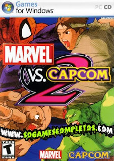 MARVEL VS CAPCOM 2   PC