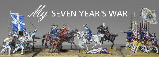 My Seven Year&#39;s War