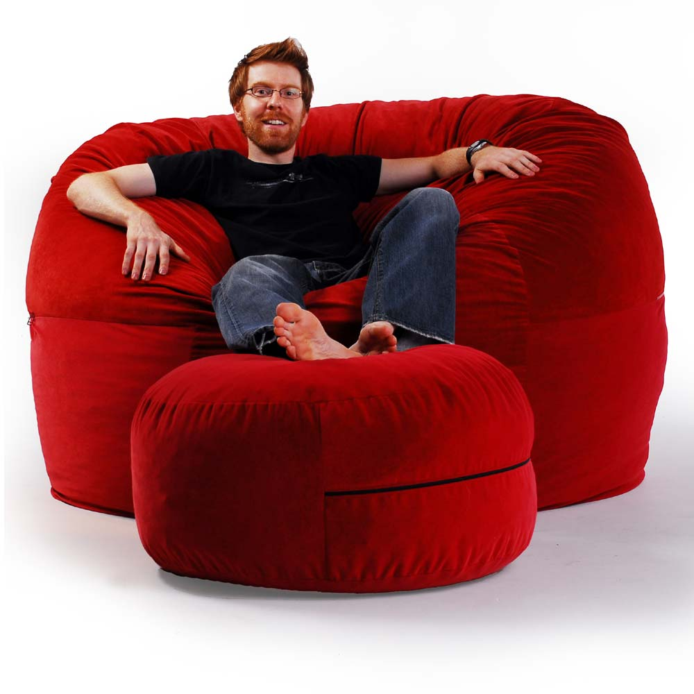 Fasa muebles 10 maneras de usar tu otoman - Cojines para sentarse ...