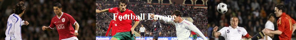 Football Europe Fixtures