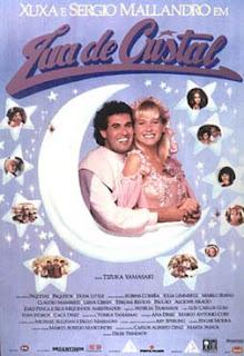 Filme Poster Lua de Cristal VHSRip XviD-CARDINOT Nacional