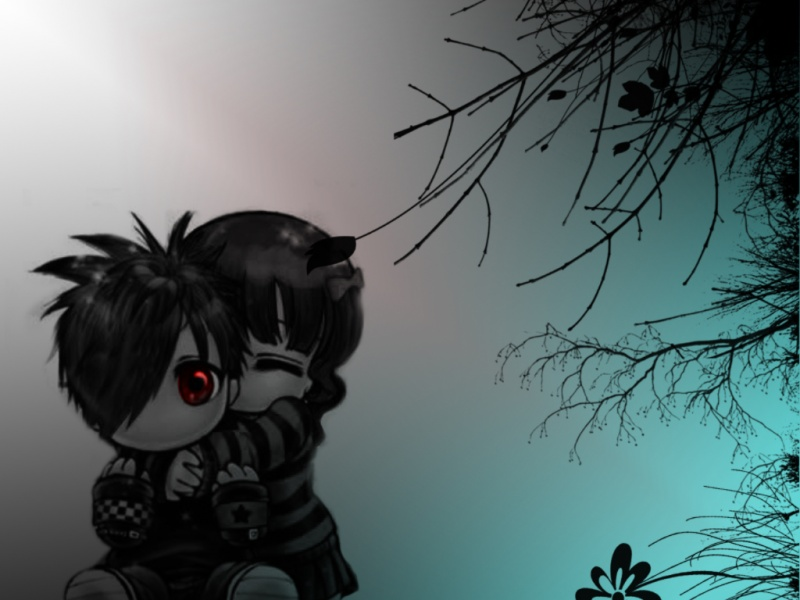 wallpaper of emo