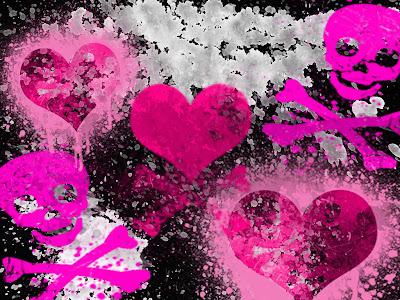 punk wallpapers. Pink Punk Wallpaper