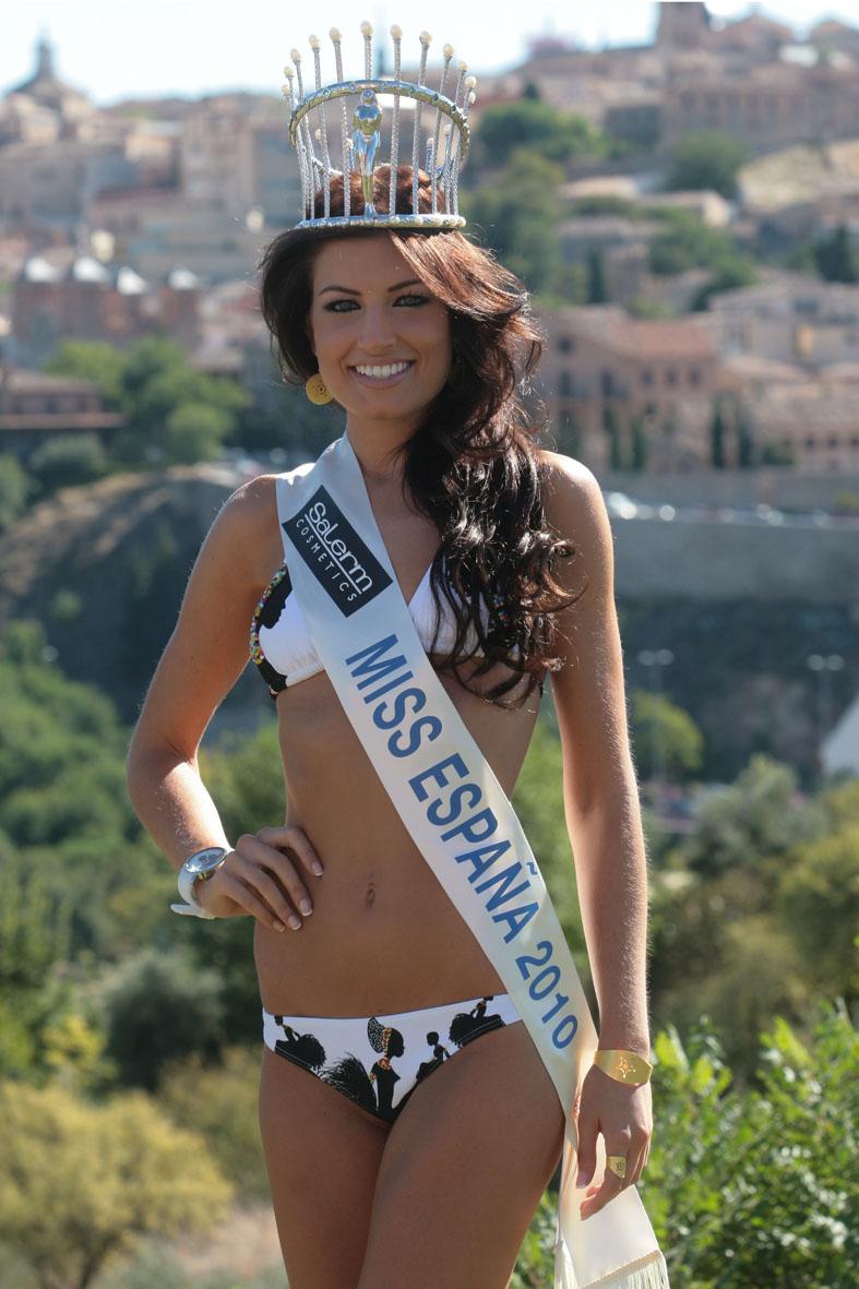 Miss Universo 2010 Miss España 2010 is Miss