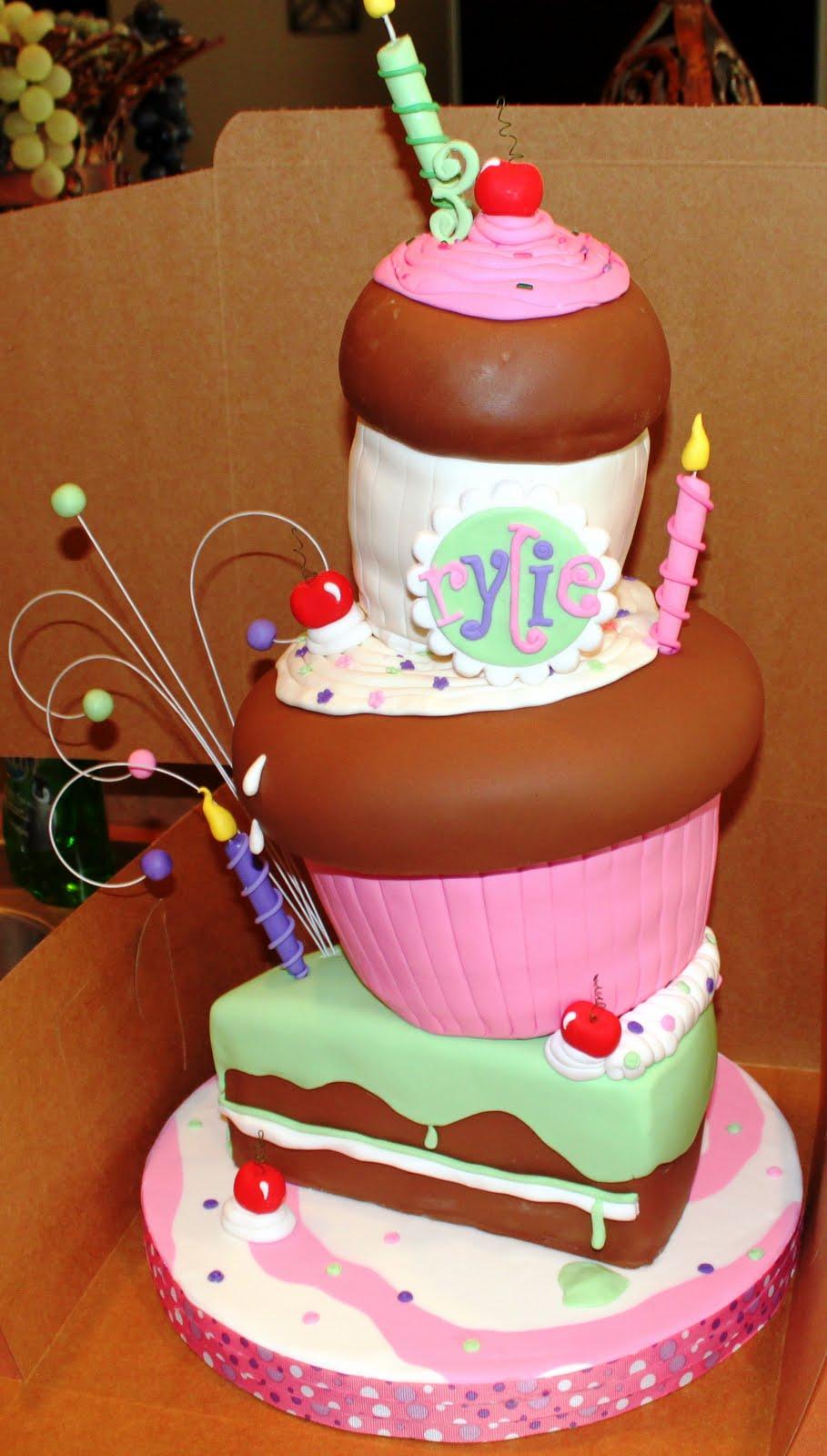 Birthday Cakes Toni Butter Cream
