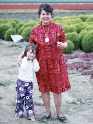 Katy & Gran