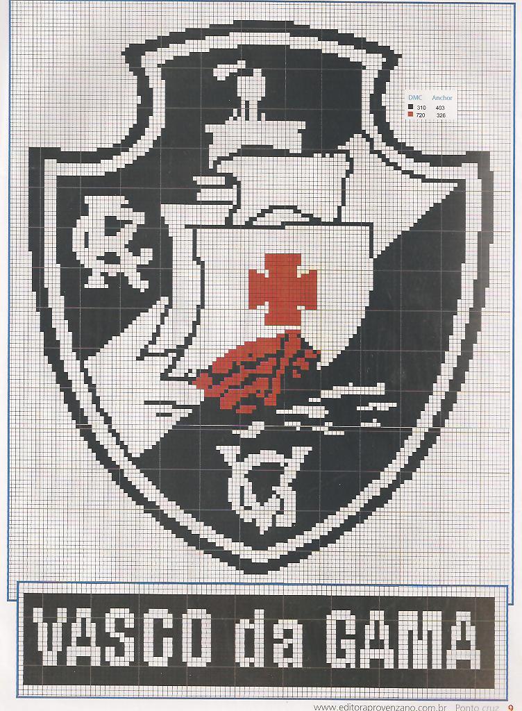 Emblema E Mascote Do Vasco Da Gama
