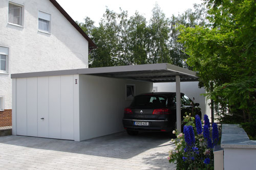 carports vom profi mit fachberatung bausatz oder komplettprojekt. Black Bedroom Furniture Sets. Home Design Ideas
