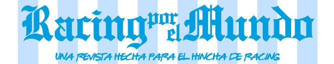 Revista Racing por el Mundo