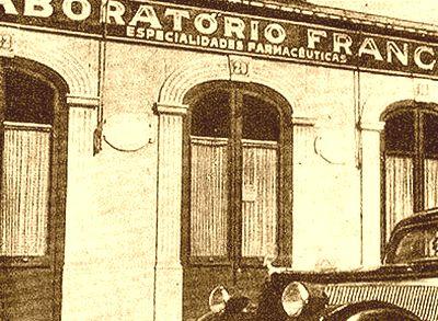 Bem-vindos à Farmácia Franco