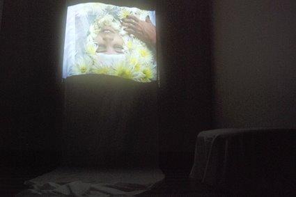 "Sala de video ""Elisangela""."