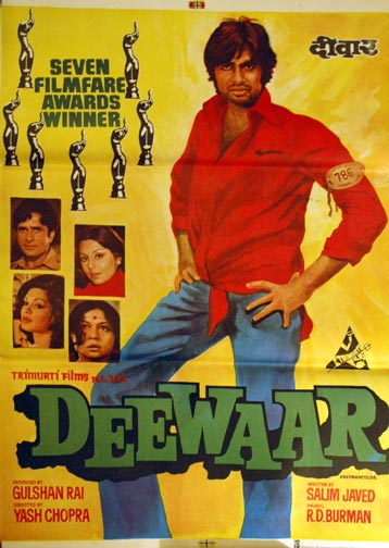 doc bollywood deewaar 1975 a perfect film