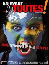 """Affiche pour une """"Journée Internationale des droits des Femmes"""""""