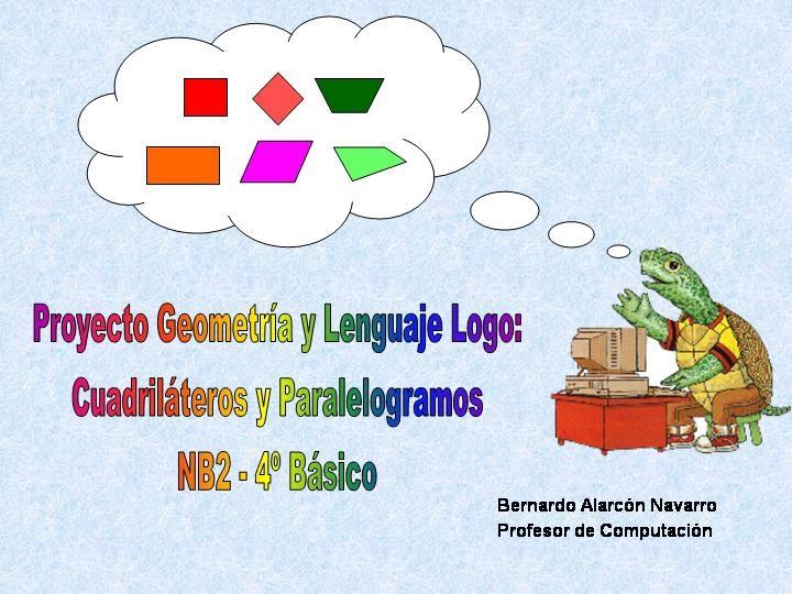 Tic 39 S Colegio Puerto Natales Chile Proyecto Geometr A Y