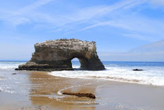 Arches State Beach in CA