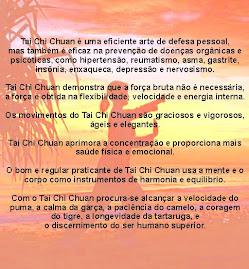 Benefícios do Tai Chi Chuan