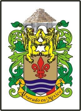 Escudo de Alvarado