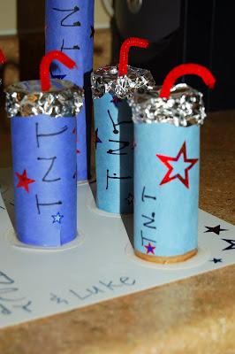 dynamite treat holders