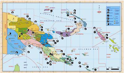 Malum Nalu Welcome to Papua New Guinea