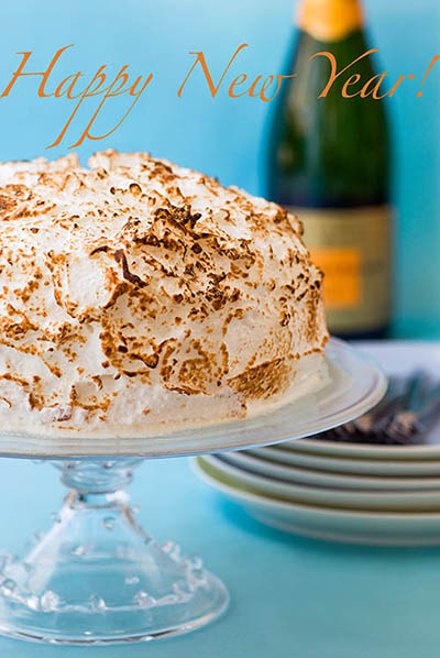 Spoonful: Happy new year and a (cuatro) leches cake